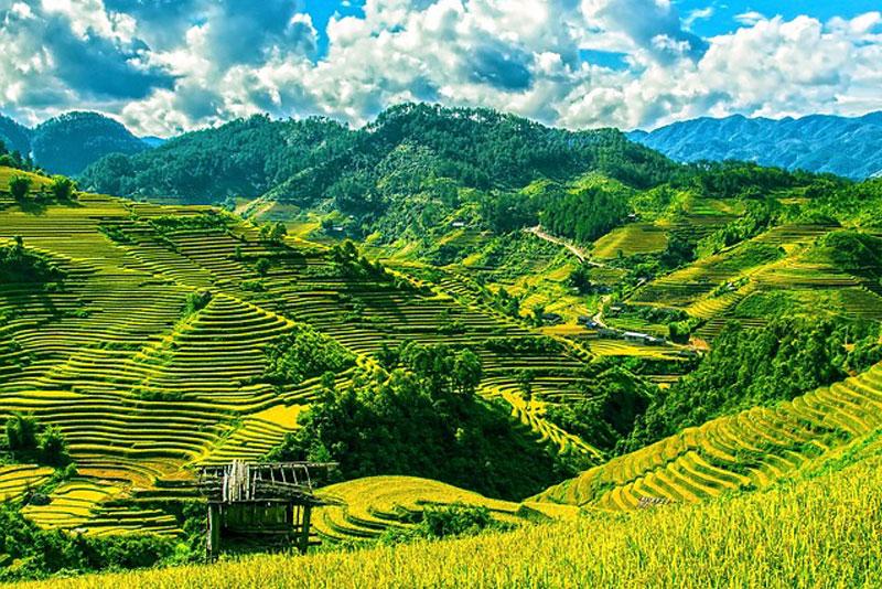 Tour Hà Nội – SaPa – Fanxipan – Yên Tử – Hạ Long