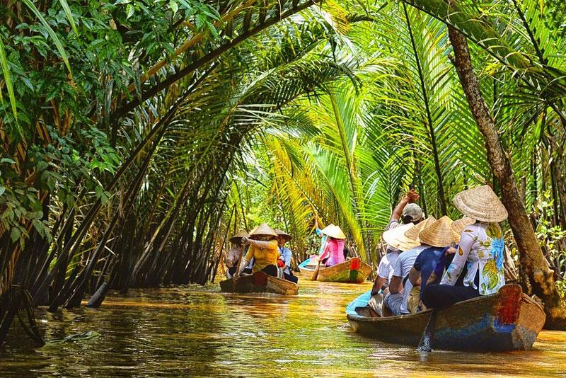 Tour Tiền Giang – Bến Tre