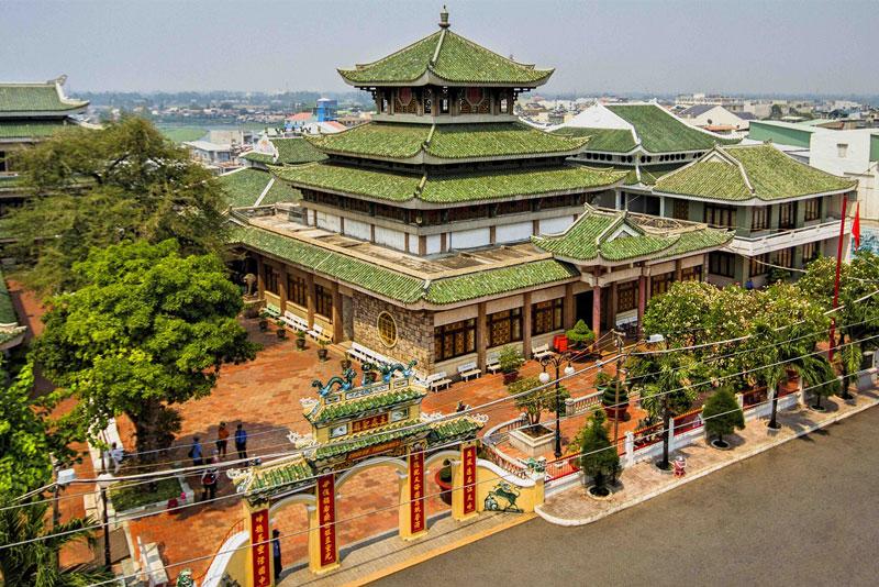 Tour Châu Đốc – Long Xuyên