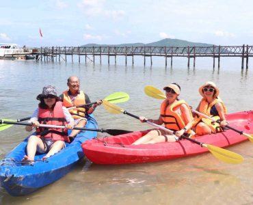 Chương trình tắm biển đảo Gò Găng
